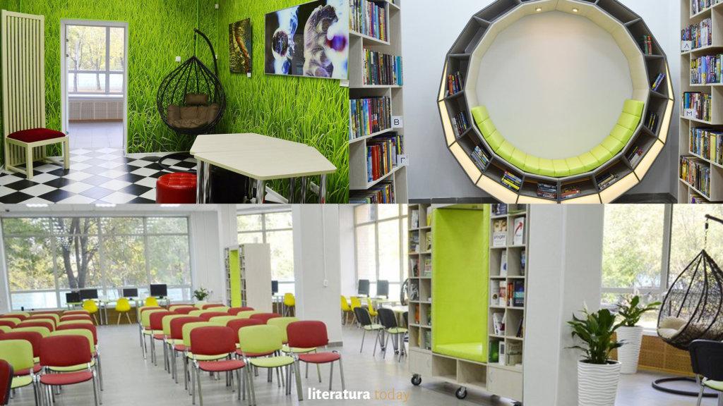 Фантастическая библиотека открылась вМоскве — Литера тудей